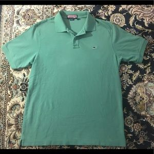 Vineyard Vines Short Sleeve Collared Polo Shirt